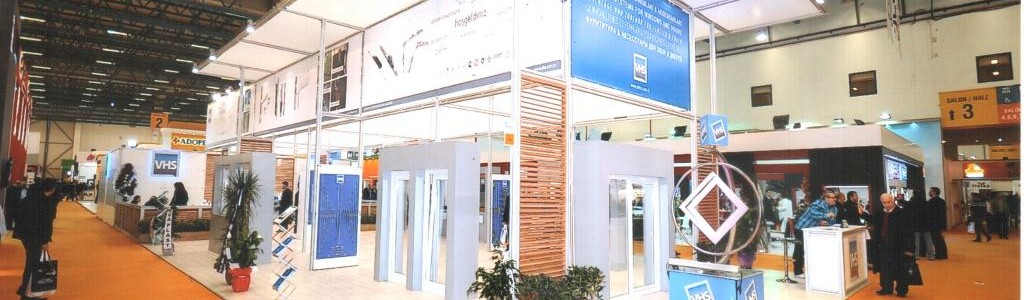 We participated in ISTANBUL WINDOW 2014..