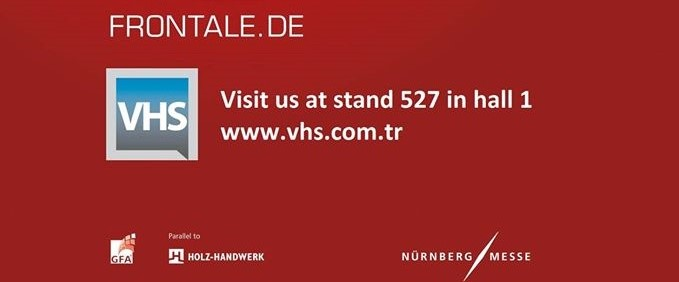We will participate in NUREMBERG FENSTERBAU-FRONTALE 2016!