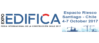 We are participating in EDIFICA 2017 in Chile!
