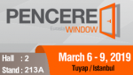 We will be at EURASIA WINDOW 2019!